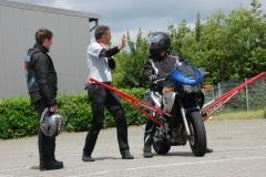 Motorrad-Sicherheitstraining-Schraeglagentraining-Buxtehude-001