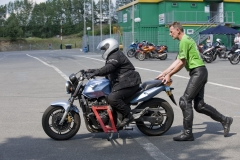 Motorrad-Sicherheitstraining-Schraeglagentraining-003